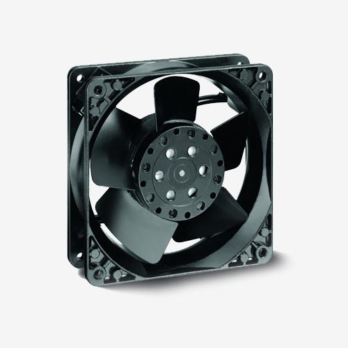Вентилятор для витрин PAPST 4656N (119 х 119 х 38мм), 160м3/ч, (-40…+85)