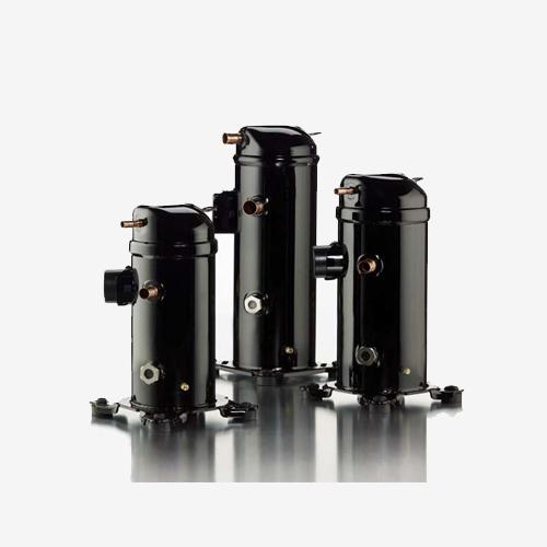 Холодильный компрессор спиральный Danfos..