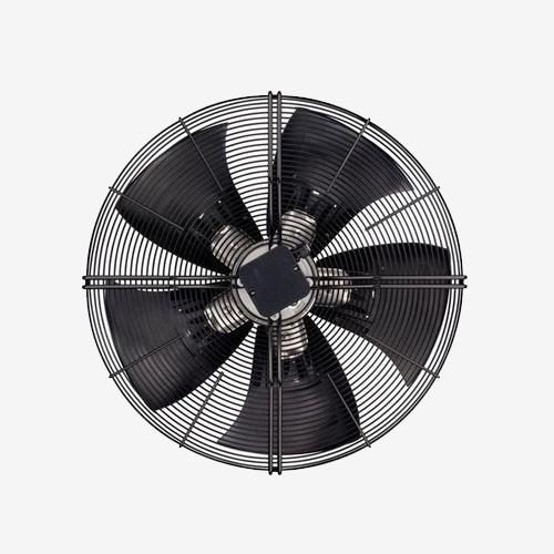 Вентилятор EBM A6D 910-AA 01-01  без решётки