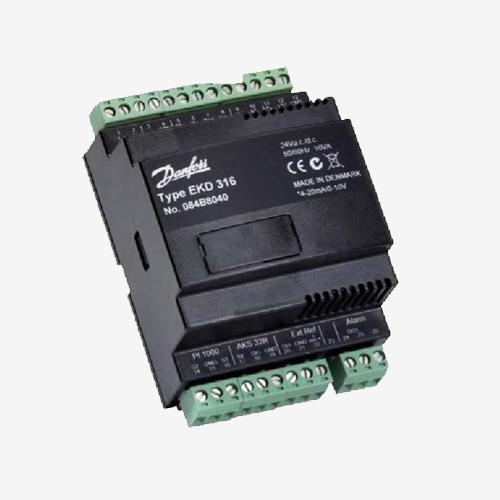EKD316 Контроллер расширительного клапана ETS