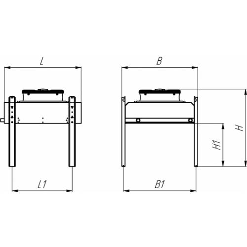 KMCH 860.63-3/11N1.AD-2 (42 кВт)
