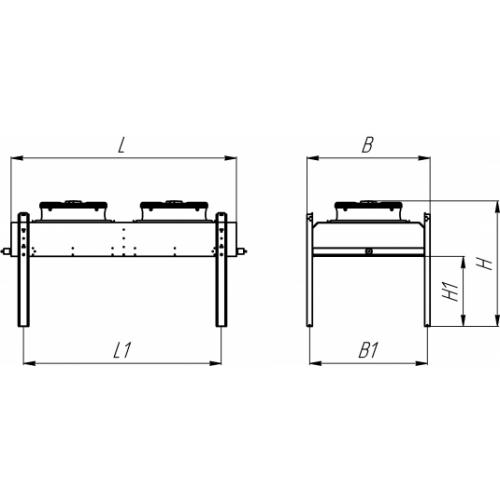 KMCH 1670.50-3/12N.AD-1 (54 кВт)..