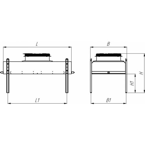 KMCH 1670.63-3/11N1.AD-1 (60 кВт)..