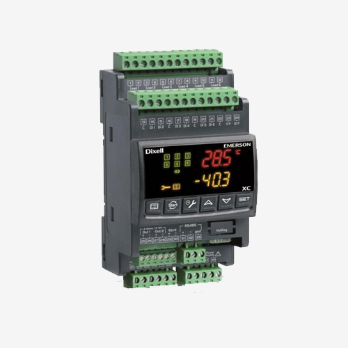 Dixell XC660D Контроллер централи..