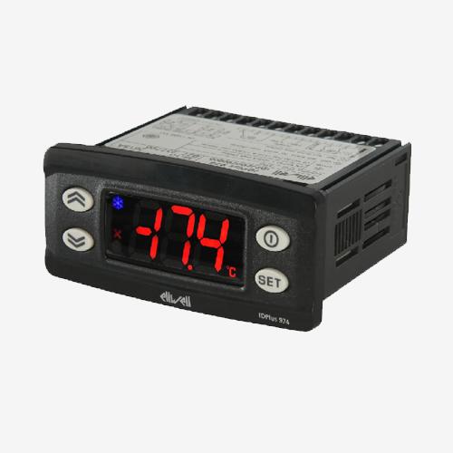 Блок управления ID-974 Plus  ELIWELL (2 датчика)