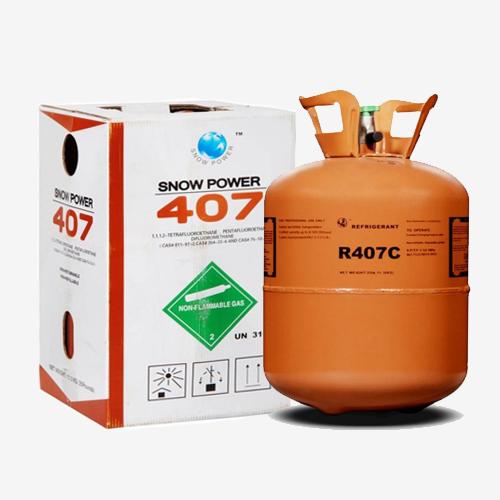 R407C фреон (хладон) 11,3кг..